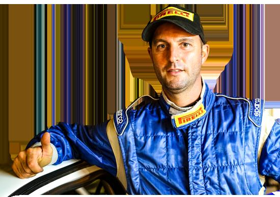 Andrea Casarotto - Rally Driver